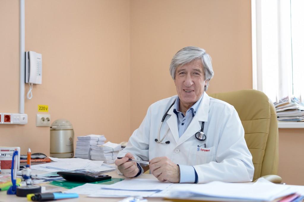 Врач кардиолог хабаровск