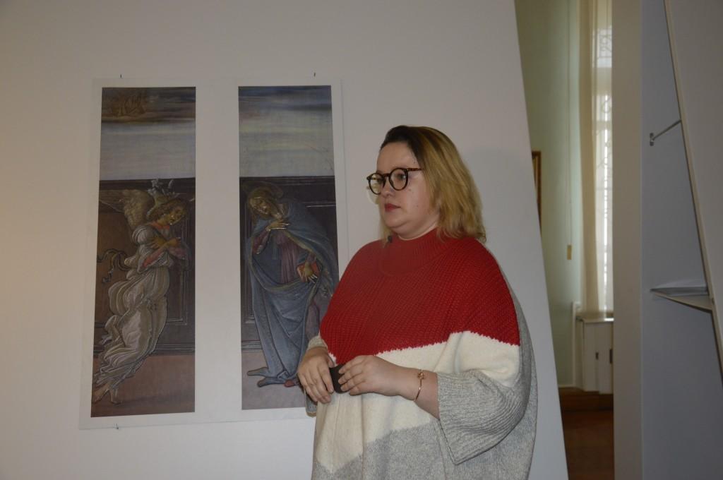 ВХабаровске откроется выставка тактильных картин «Видеть невидимое»